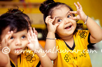Beehive Playschool Website Campaign