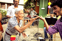 Jeevan Asha old age home - Music concert