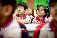Garodia International School Website Campaign